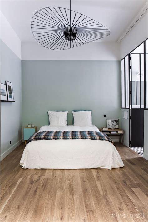 chambre mur vert mcd envie d 39 une chambre hauts plafonds chambre