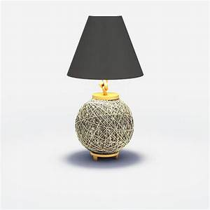 wire ball table lamp 3d model 3ds max files free download With table lamp 3d archive