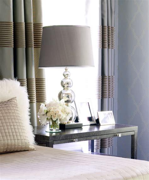 modern classic interiors modern bedroom  york