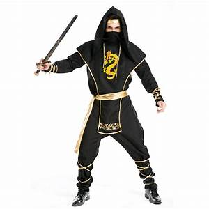 Popular Ninja Costume Men-Buy Cheap Ninja Costume Men lots ...
