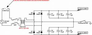 Power Supply - Where  How Should I Fuse This Transformer
