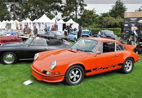 Porche 911 Rs by Auction Results And Data For 1973 Porsche 911 Rs