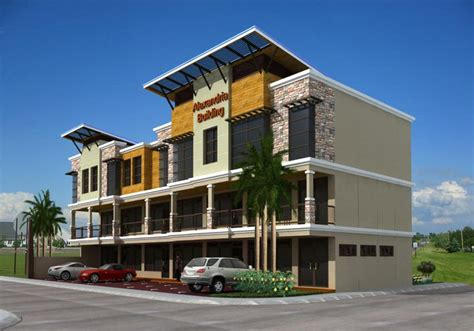 simple two house plans storey commercial buildings galleries imagekb home plans