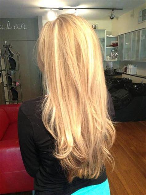 multi toned blonde hairstyles