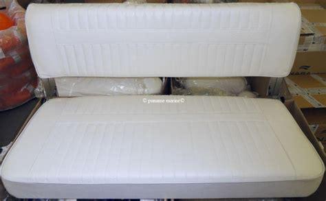 siege rabattable bateau siège anatomique biplace avec dossier rabattable 48 415 03