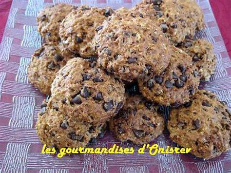 recette de cookies am 233 ricains avec farine de riz
