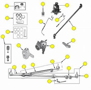 Jeep Wrangler Tj Steering Column Diagram