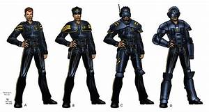 City of Heroes: Going Rogue CONCEPT ART | Soldiers ...
