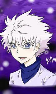Killua Zoldyck by Pauline-chan02 on DeviantArt