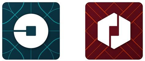 New Logo And Identity For Uber Done In-house