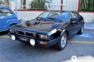 Lancia Beta Montecarlo 25 November 2019 Plan