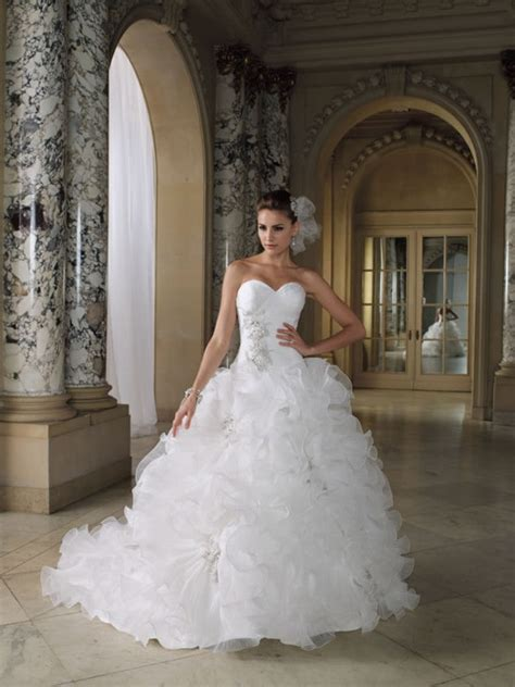 david tutera  mon cheri princess wedding dresses