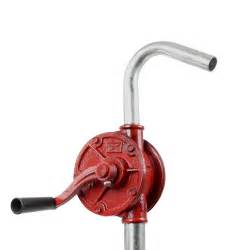 Drum ROTARY HAND PUMP diesel oil fuel barrel Self Priming Pump   eBay