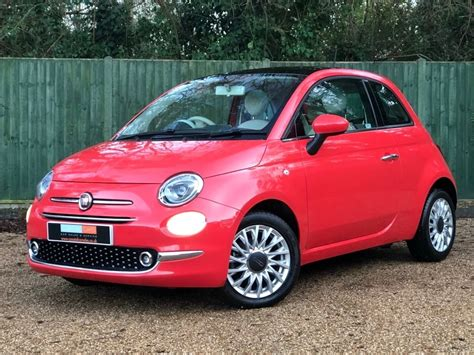 Pink Fiat 500 For Sale by Used Pink Fiat 500 For Sale Dorset