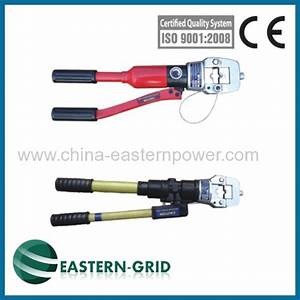 Manual Hydraulic Conductor Cutter For Conductor From China