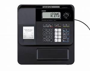 Casio SE-G1 Electronic Cash Register - Black - GH585