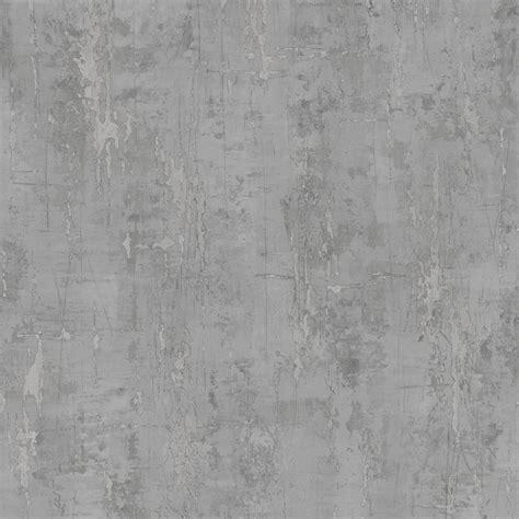 statement ennis grey mica highlight wallpaper