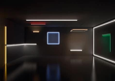 Scrittura Linear Led Modular Lights By Artemide