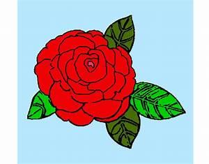 Dibujos de Rosas para Colorear - Dibujos net