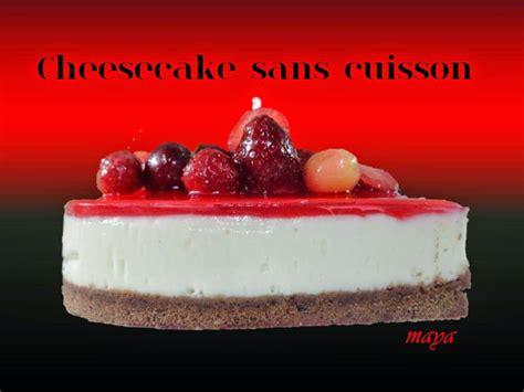 cuisiner sans cuisson les recettes de cheesecake sans cuisson et sans gélatine de oliver