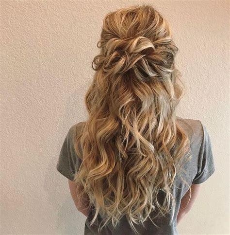 best 25 half up wedding hair ideas on pinterest bridal