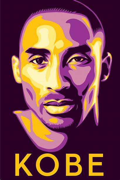 Kobe Bryant Shepard Poster Fairey Gianna Peace