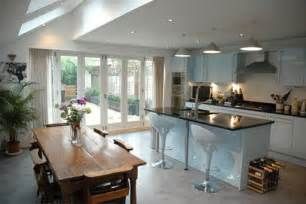 ideas for kitchen diners kitchen diner lighting ideas terrace refurb