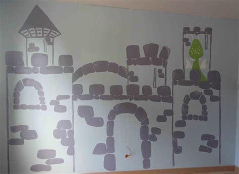 deco chambre peinture murale deco chateau de chevalier peinture murale photo de deco