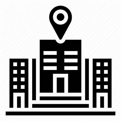 Office Address Location Company Icon Gps Icons