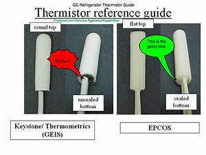 Ge Refrigerator Thermistor Replacement Guide