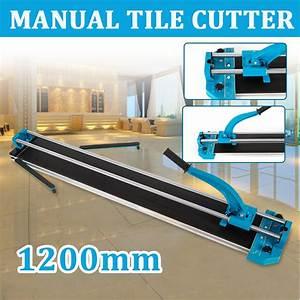 120cm 48 U0026quot   Manual Tile Cutter Cutting Machine Durable