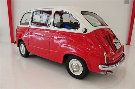 Fiat Multipla For Sale by 1962 Fiat 600 Multipla Classic Italian Cars For Sale