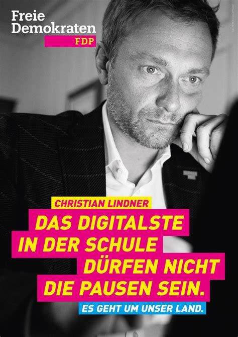 fdp wahlplakat nrw landtagswahl  design tagebuch