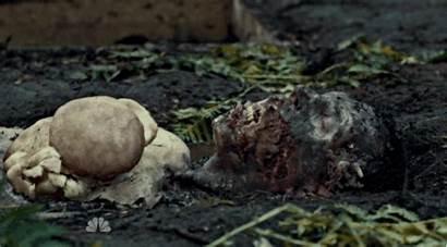 Hannibal Scenes Disgusting Mushroom Bloody Nbc Horrific