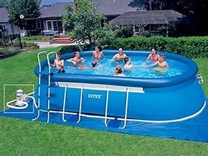Grande Piscine Pas Cher : piscine gonflable 10 m ~ Dailycaller-alerts.com Idées de Décoration