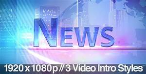 TV News Program Segment - News - 3 Styles by butlerm ...
