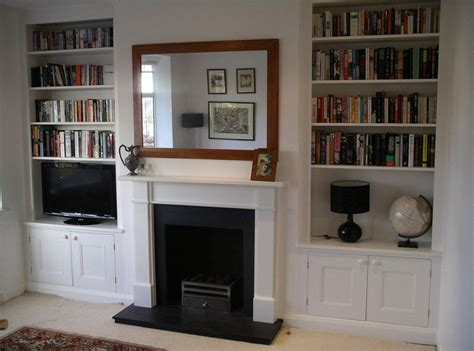 Diy Fitted Living Room Cupboards by Image Detail For Purpose Built Traditional Fitted Alcove