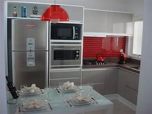 Cozinhas Kitchnet Modernas Cozinhas Decoradas