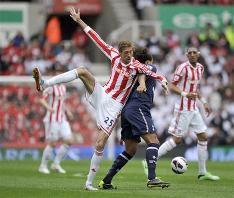 Soccer – Barclays Premier League – Stoke City v Tottenham ...