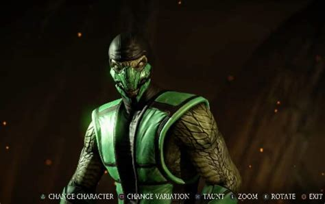 Has Anyone Adapted To Modern Ermac And Reptile?