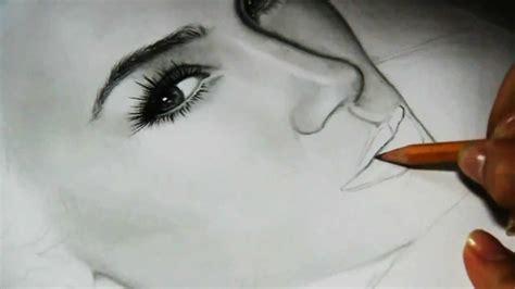 drawing jennifer lopez  creativelya youtube