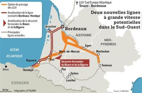Distance Entre Pau Et Bordeaux by Sud Ouest Ouest