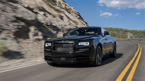 roll royce wraith rolls royce wraith black badge 2016 review by car magazine