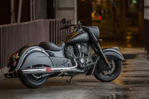 review  indian chief dark horse bike review