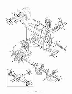 Mtd 31ch95si799  247 888760   2015  Parts Diagram For