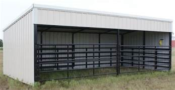 small horse barn designs calving and loafing sheds