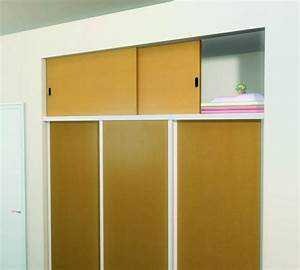 ferrure de portes coulissantes bois pico 25 With rail porte coulissante meuble