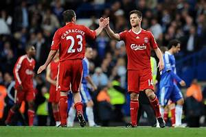Xabi Alonso reveals his favourite Liverpool teammate was ...