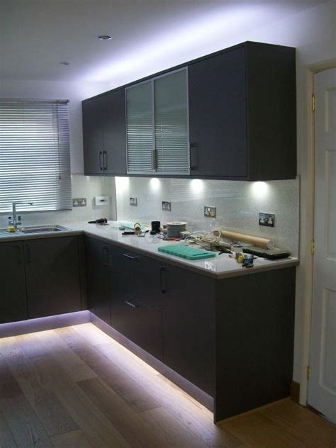 kitchen unit lighting led kitchen unit lights diynot forums 3411