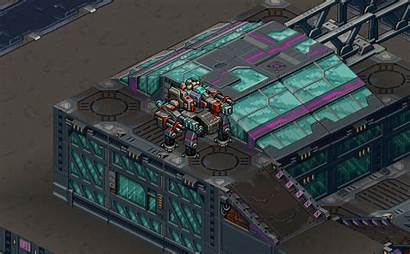 Mech Mmo Jetpack Mechs Indiedb Pixel Isometric